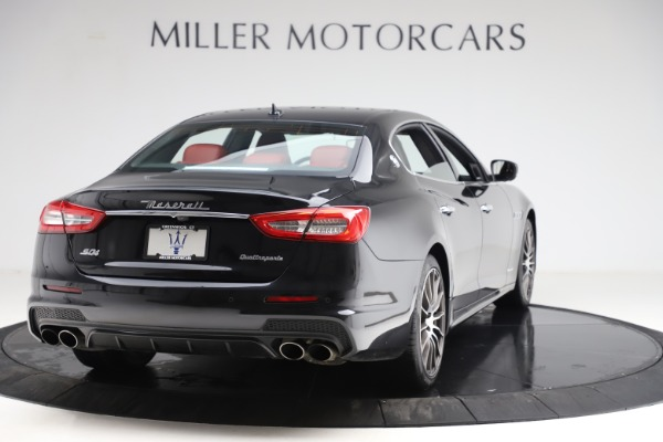 Used 2018 Maserati Quattroporte S Q4 GranSport for sale $67,900 at Rolls-Royce Motor Cars Greenwich in Greenwich CT 06830 7