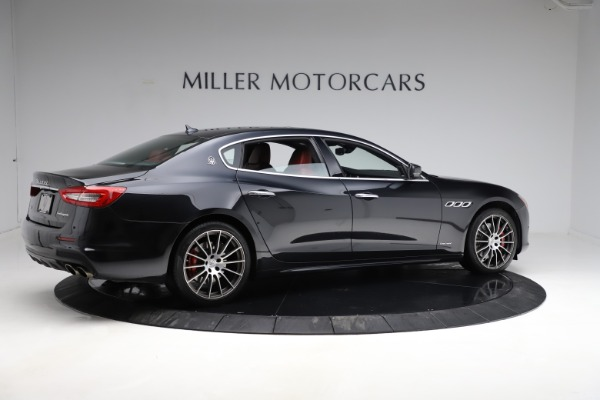 Used 2018 Maserati Quattroporte S Q4 GranSport for sale $67,900 at Rolls-Royce Motor Cars Greenwich in Greenwich CT 06830 8