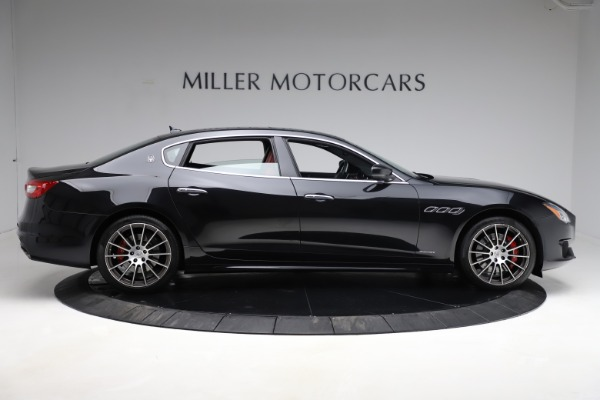 Used 2018 Maserati Quattroporte S Q4 GranSport for sale $67,900 at Rolls-Royce Motor Cars Greenwich in Greenwich CT 06830 9