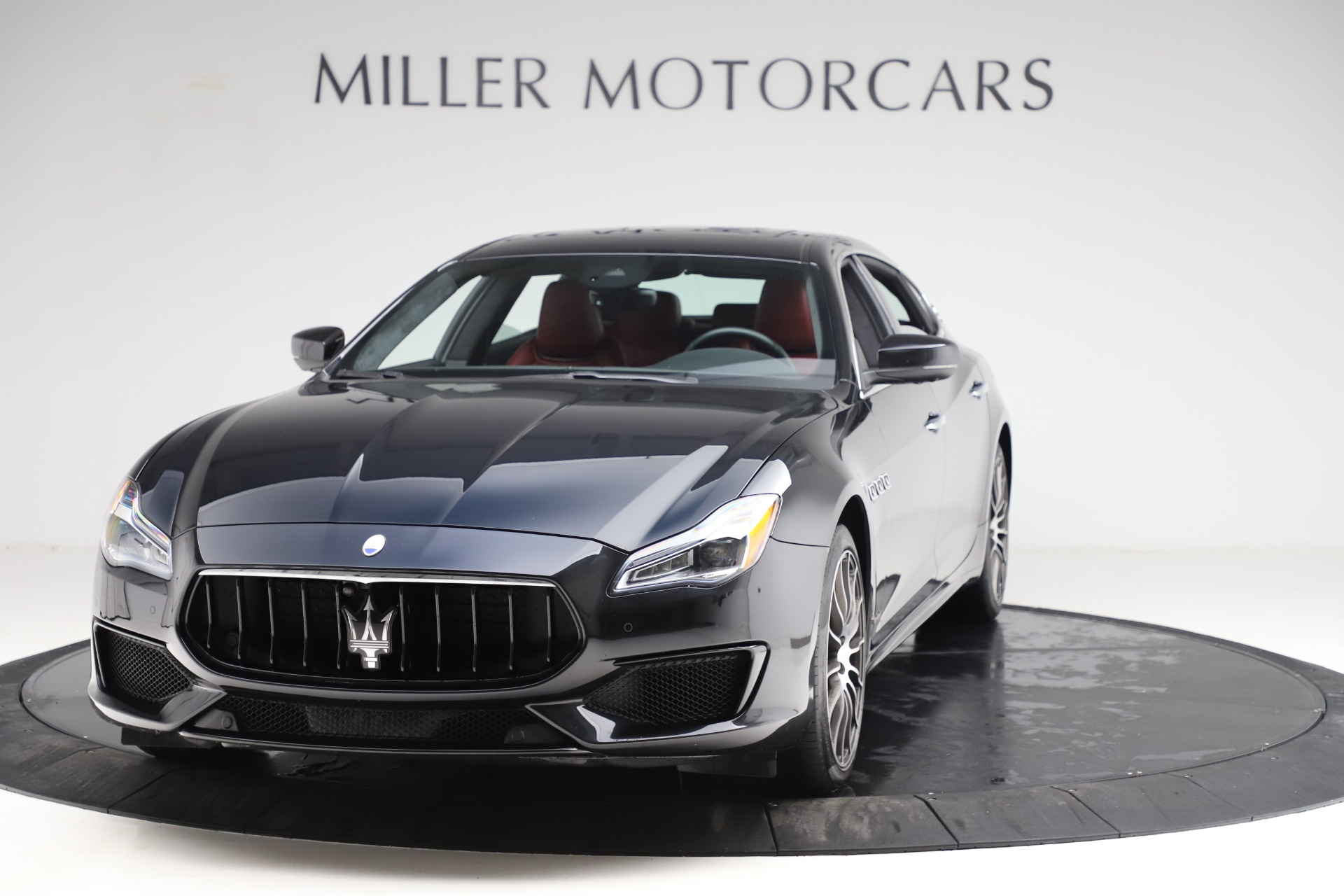 Used 2018 Maserati Quattroporte S Q4 GranSport for sale $67,900 at Rolls-Royce Motor Cars Greenwich in Greenwich CT 06830 1