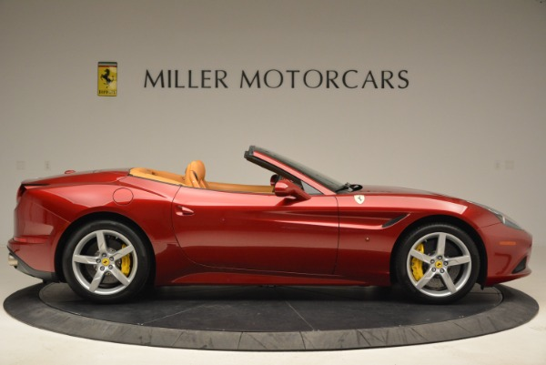 Used 2015 Ferrari California T for sale Sold at Rolls-Royce Motor Cars Greenwich in Greenwich CT 06830 9