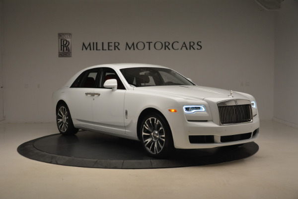 New 2018 Rolls-Royce Ghost for sale Sold at Rolls-Royce Motor Cars Greenwich in Greenwich CT 06830 11