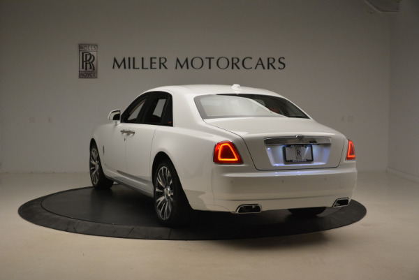 New 2018 Rolls-Royce Ghost for sale Sold at Rolls-Royce Motor Cars Greenwich in Greenwich CT 06830 5