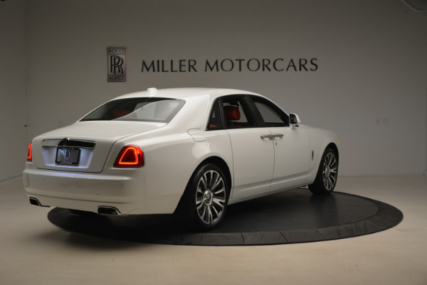 New 2018 Rolls-Royce Ghost for sale Sold at Rolls-Royce Motor Cars Greenwich in Greenwich CT 06830 7