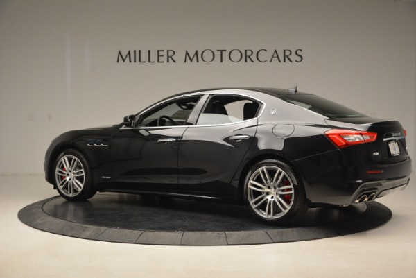 New 2018 Maserati Ghibli S Q4 Gransport for sale Sold at Rolls-Royce Motor Cars Greenwich in Greenwich CT 06830 4
