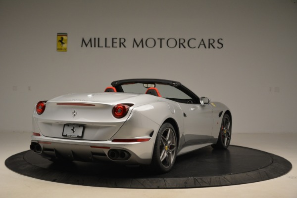 Used 2017 Ferrari California T Handling Speciale for sale Sold at Rolls-Royce Motor Cars Greenwich in Greenwich CT 06830 7