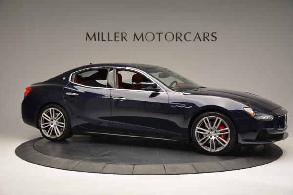 New 2016 Maserati Ghibli S Q4 for sale Sold at Rolls-Royce Motor Cars Greenwich in Greenwich CT 06830 10