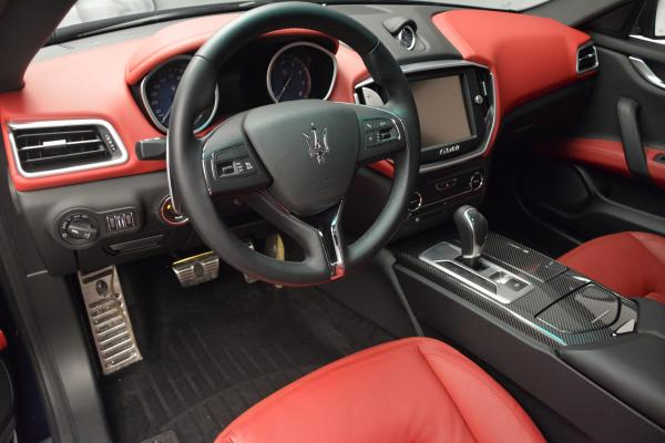 New 2016 Maserati Ghibli S Q4 for sale Sold at Rolls-Royce Motor Cars Greenwich in Greenwich CT 06830 14