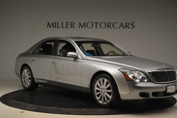 Used 2004 Maybach 57 for sale Sold at Rolls-Royce Motor Cars Greenwich in Greenwich CT 06830 10