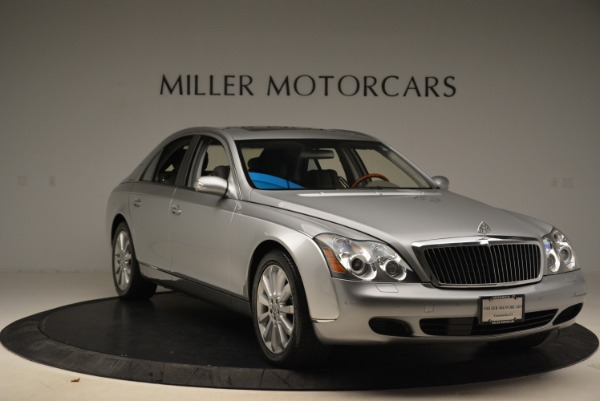 Used 2004 Maybach 57 for sale Sold at Rolls-Royce Motor Cars Greenwich in Greenwich CT 06830 11