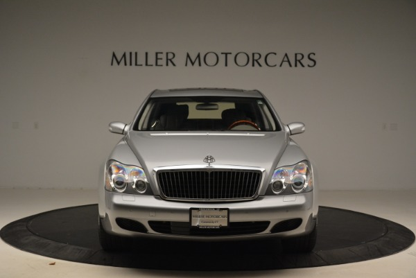 Used 2004 Maybach 57 for sale Sold at Rolls-Royce Motor Cars Greenwich in Greenwich CT 06830 12