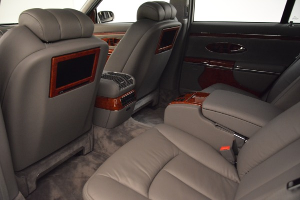 Used 2004 Maybach 57 for sale Sold at Rolls-Royce Motor Cars Greenwich in Greenwich CT 06830 19