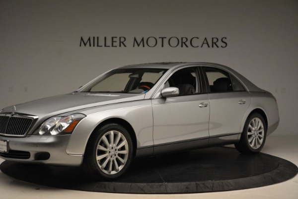 Used 2004 Maybach 57 for sale Sold at Rolls-Royce Motor Cars Greenwich in Greenwich CT 06830 2