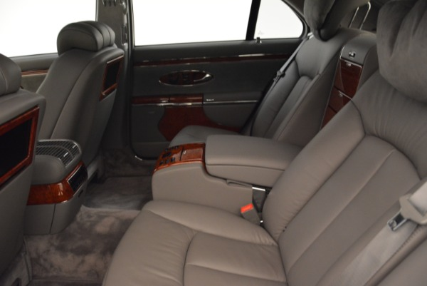 Used 2004 Maybach 57 for sale Sold at Rolls-Royce Motor Cars Greenwich in Greenwich CT 06830 20