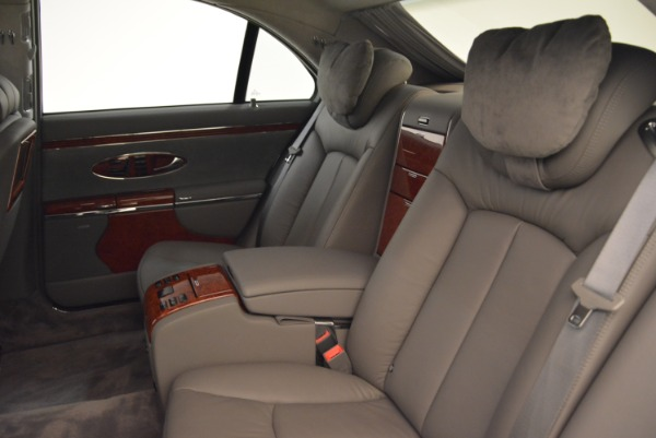 Used 2004 Maybach 57 for sale Sold at Rolls-Royce Motor Cars Greenwich in Greenwich CT 06830 21
