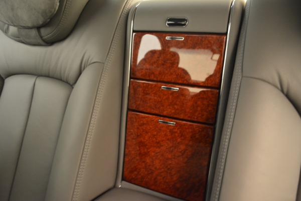 Used 2004 Maybach 57 for sale Sold at Rolls-Royce Motor Cars Greenwich in Greenwich CT 06830 24
