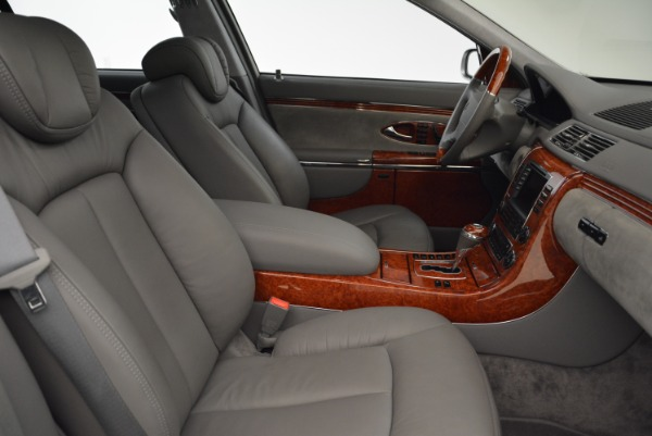 Used 2004 Maybach 57 for sale Sold at Rolls-Royce Motor Cars Greenwich in Greenwich CT 06830 27