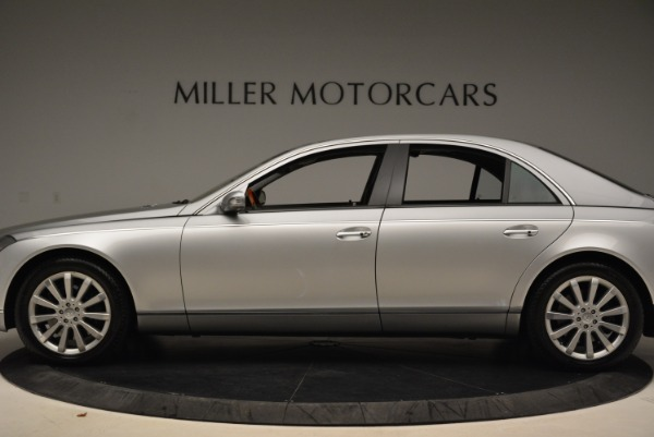 Used 2004 Maybach 57 for sale Sold at Rolls-Royce Motor Cars Greenwich in Greenwich CT 06830 3