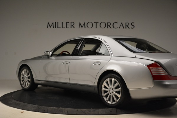 Used 2004 Maybach 57 for sale Sold at Rolls-Royce Motor Cars Greenwich in Greenwich CT 06830 4