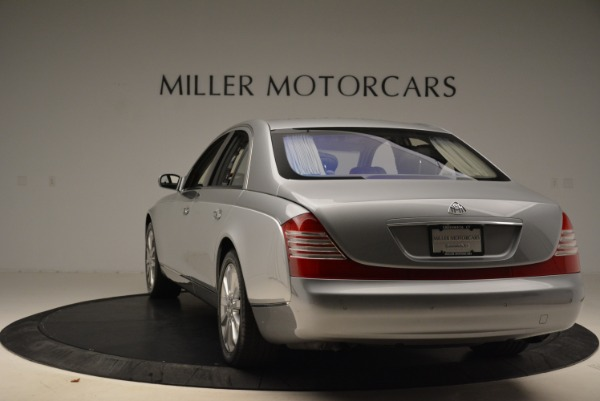 Used 2004 Maybach 57 for sale Sold at Rolls-Royce Motor Cars Greenwich in Greenwich CT 06830 5
