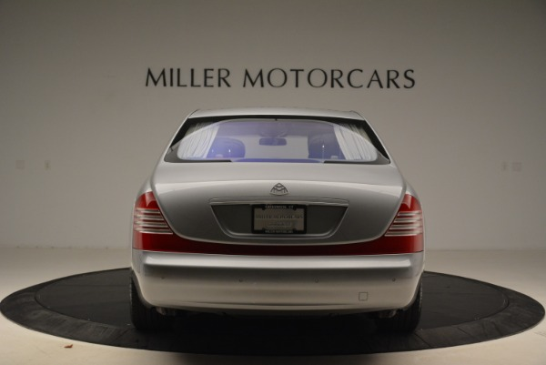 Used 2004 Maybach 57 for sale Sold at Rolls-Royce Motor Cars Greenwich in Greenwich CT 06830 6