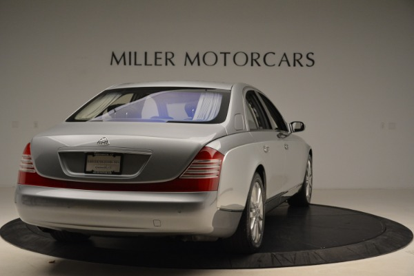 Used 2004 Maybach 57 for sale Sold at Rolls-Royce Motor Cars Greenwich in Greenwich CT 06830 7