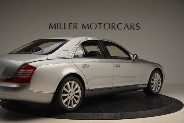 Used 2004 Maybach 57 for sale Sold at Rolls-Royce Motor Cars Greenwich in Greenwich CT 06830 8