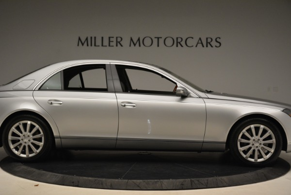 Used 2004 Maybach 57 for sale Sold at Rolls-Royce Motor Cars Greenwich in Greenwich CT 06830 9