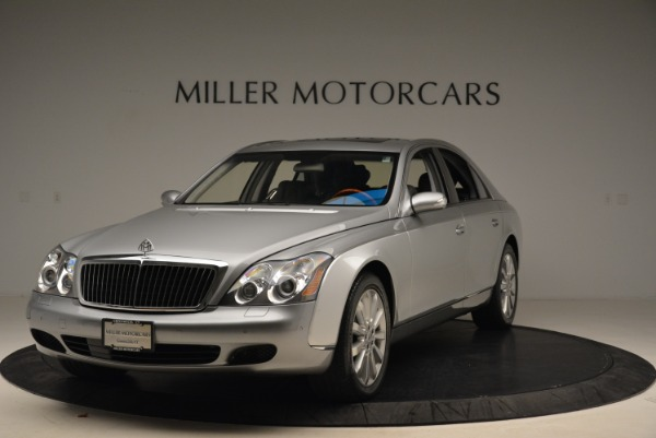 Used 2004 Maybach 57 for sale Sold at Rolls-Royce Motor Cars Greenwich in Greenwich CT 06830 1