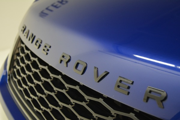 Used 2015 Land Rover Range Rover Sport SVR for sale Sold at Rolls-Royce Motor Cars Greenwich in Greenwich CT 06830 14