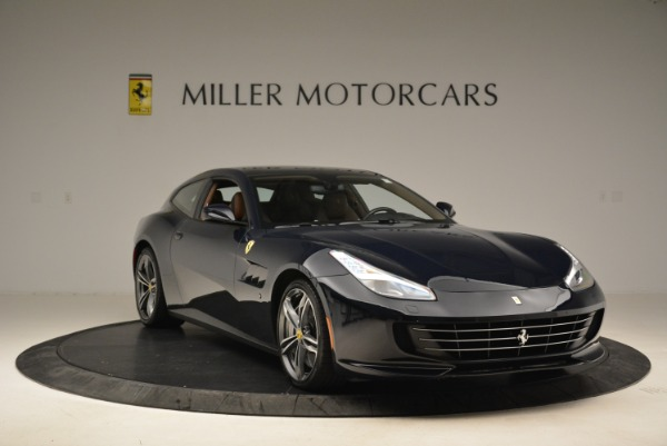 Used 2017 Ferrari GTC4Lusso for sale Sold at Rolls-Royce Motor Cars Greenwich in Greenwich CT 06830 11