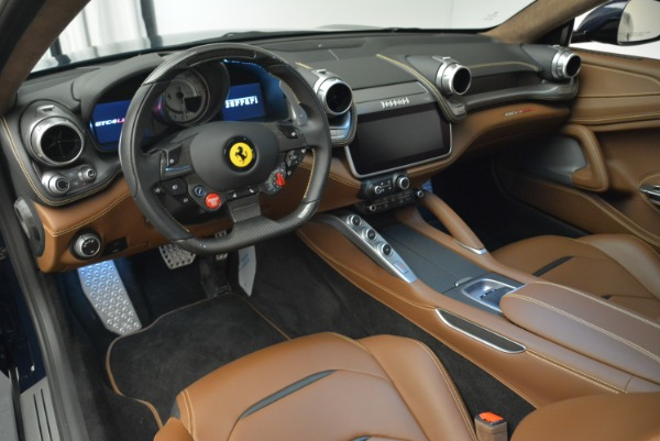 Used 2017 Ferrari GTC4Lusso for sale Sold at Rolls-Royce Motor Cars Greenwich in Greenwich CT 06830 13