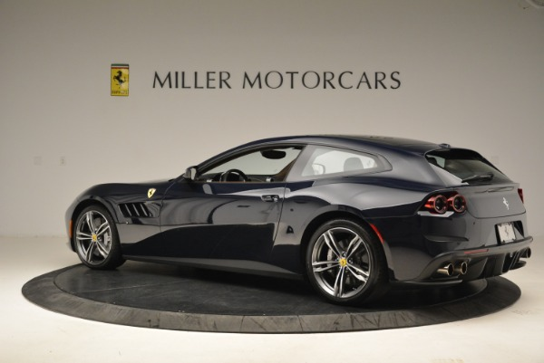 Used 2017 Ferrari GTC4Lusso for sale Sold at Rolls-Royce Motor Cars Greenwich in Greenwich CT 06830 4