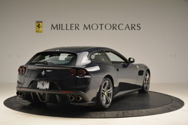 Used 2017 Ferrari GTC4Lusso for sale Sold at Rolls-Royce Motor Cars Greenwich in Greenwich CT 06830 7