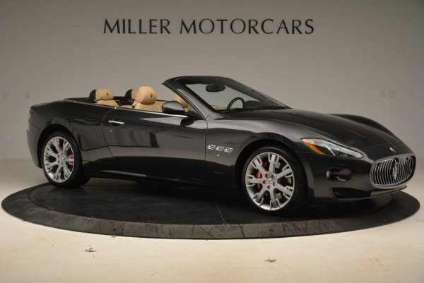 Used 2013 Maserati GranTurismo Convertible for sale Sold at Rolls-Royce Motor Cars Greenwich in Greenwich CT 06830 10