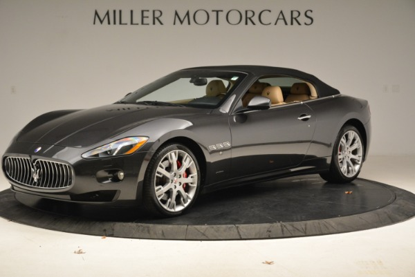 Used 2013 Maserati GranTurismo Convertible for sale Sold at Rolls-Royce Motor Cars Greenwich in Greenwich CT 06830 14