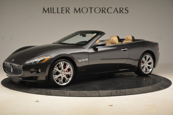 Used 2013 Maserati GranTurismo Convertible for sale Sold at Rolls-Royce Motor Cars Greenwich in Greenwich CT 06830 2