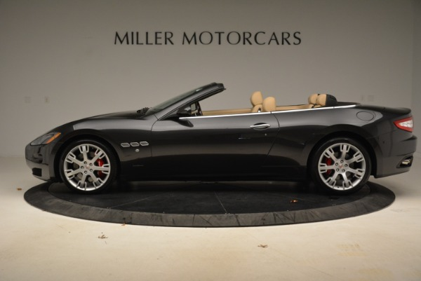 Used 2013 Maserati GranTurismo Convertible for sale Sold at Rolls-Royce Motor Cars Greenwich in Greenwich CT 06830 3