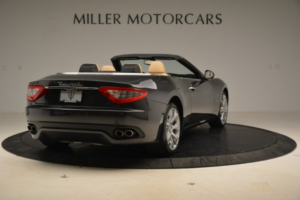 Used 2013 Maserati GranTurismo Convertible for sale Sold at Rolls-Royce Motor Cars Greenwich in Greenwich CT 06830 7