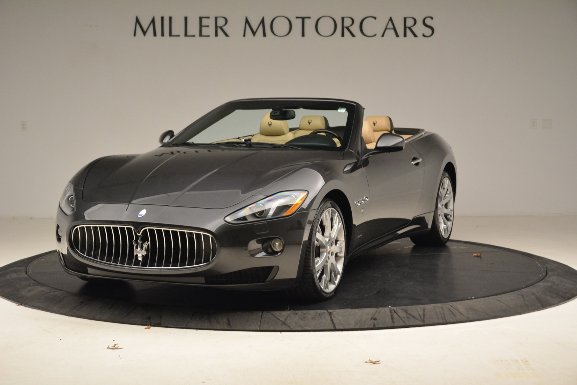 Used 2013 Maserati GranTurismo Convertible for sale Sold at Rolls-Royce Motor Cars Greenwich in Greenwich CT 06830 1