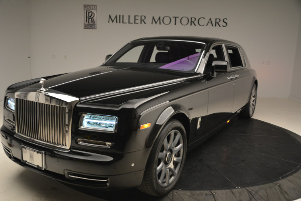 Used 2014 Rolls-Royce Phantom EWB for sale Sold at Rolls-Royce Motor Cars Greenwich in Greenwich CT 06830 2