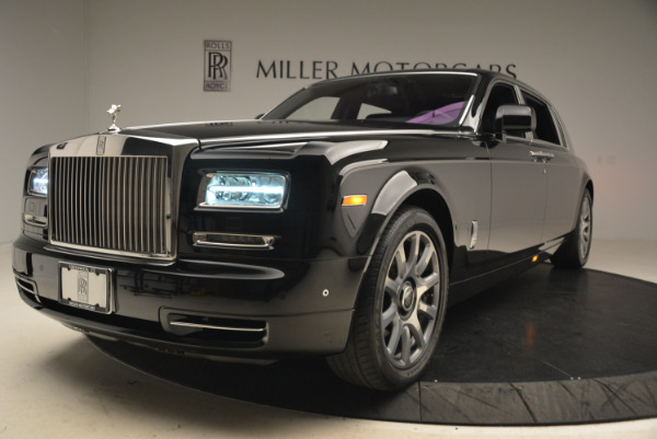 Used 2014 Rolls-Royce Phantom EWB for sale Sold at Rolls-Royce Motor Cars Greenwich in Greenwich CT 06830 3