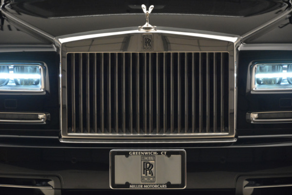 Used 2014 Rolls-Royce Phantom EWB for sale Sold at Rolls-Royce Motor Cars Greenwich in Greenwich CT 06830 5