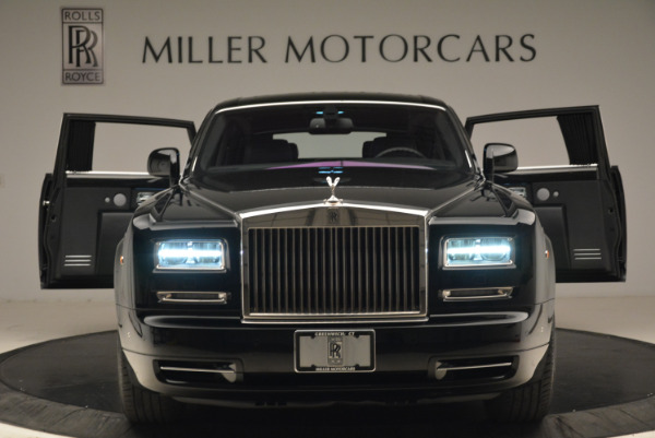 Used 2014 Rolls-Royce Phantom EWB for sale Sold at Rolls-Royce Motor Cars Greenwich in Greenwich CT 06830 6