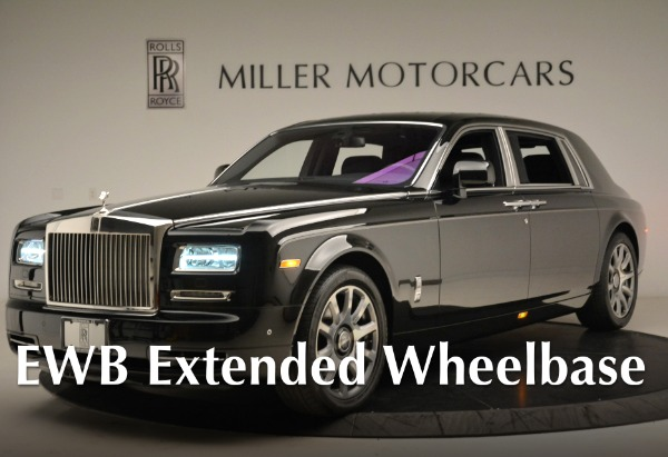 Used 2014 Rolls-Royce Phantom EWB for sale Sold at Rolls-Royce Motor Cars Greenwich in Greenwich CT 06830 1
