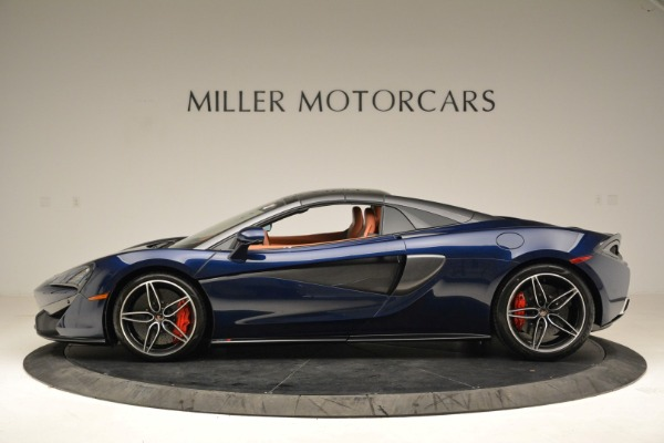 New 2018 McLaren 570S Spider for sale Sold at Rolls-Royce Motor Cars Greenwich in Greenwich CT 06830 16