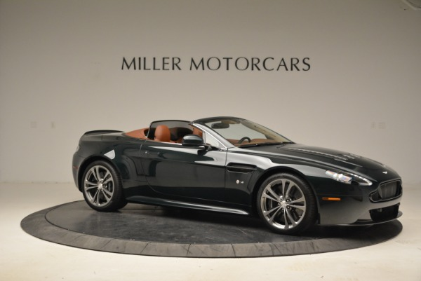 Used 2017 Aston Martin V12 Vantage S Roadster for sale Sold at Rolls-Royce Motor Cars Greenwich in Greenwich CT 06830 10