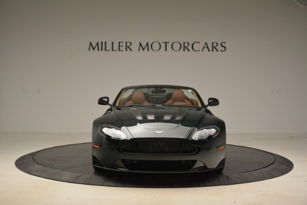 Used 2017 Aston Martin V12 Vantage S Roadster for sale Sold at Rolls-Royce Motor Cars Greenwich in Greenwich CT 06830 12