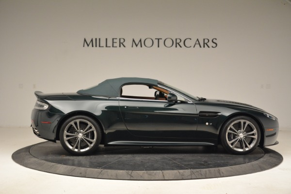 Used 2017 Aston Martin V12 Vantage S Roadster for sale Sold at Rolls-Royce Motor Cars Greenwich in Greenwich CT 06830 16