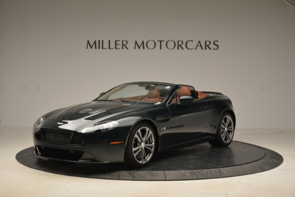 Used 2017 Aston Martin V12 Vantage S Roadster for sale Sold at Rolls-Royce Motor Cars Greenwich in Greenwich CT 06830 2